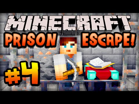 Minecraft PRISON ESCAPE - Episode #4 w/ Ali-A! -