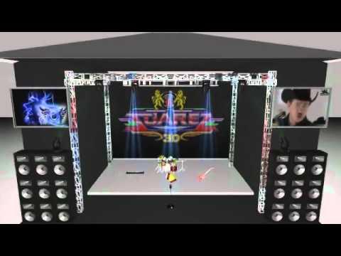 Vendo proyectos de escenarios virtuales youtube for Programa para crear habitaciones virtuales