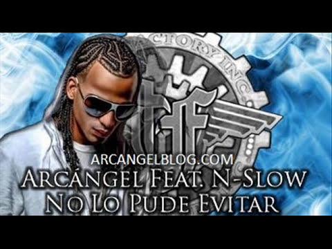 No Lo Pude Evitar - Arcángel Feat. N-Slow ARCANGELBLOG.COM
