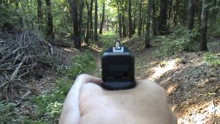 GLOCK 19 POV SHOOTING