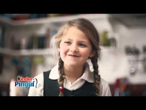 Kinder Pingui. Reklama telewizyjna Kinder Pingui