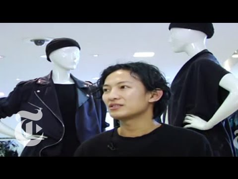 Fashion: Alexander Wang -- NYTimes.com/Video
