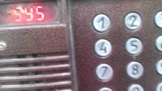 ВЗЛОМ ДОМОФОНА ELTIS как узнать пароль домофона элтис домофоны eltis код до