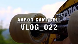 DAY 22: CALIFORNIA AND ARKANSAS COME TOGETHER FOR AN EPIC DOWNHILL SKATE SESSION