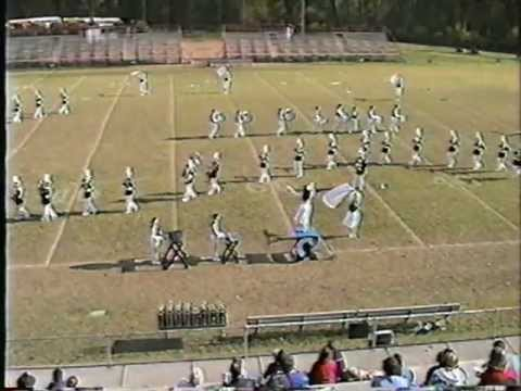 Northwood High School Band, Saltville, VA, October, 1995