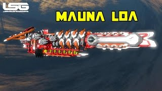 Space Engineers - SLS Mauna Loa