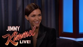 Ruby Rose Got High While Interviewing Wu-Tang Clan