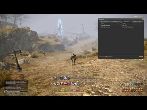 ... Block Gold Spammers Quickly - Final Fantasy 14 (FFXIV) A Realm Reborn