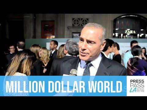 Million Dollar Arm World Premiere Red Carpet