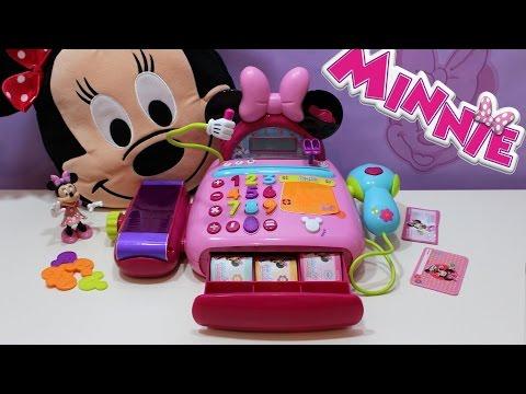 Caja Registradora Minnie Mouse - Electronic Cash Register (Mickey ClubHouse)