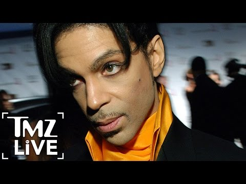 Prince -- Cops Interested in Possible Fatal Drug Mix (TMZ Live)
