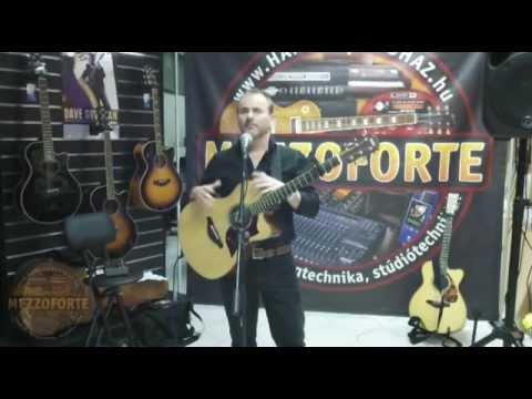 Dave Goodman @ Mezzoforte, Yamaha AC3R, 1. rész