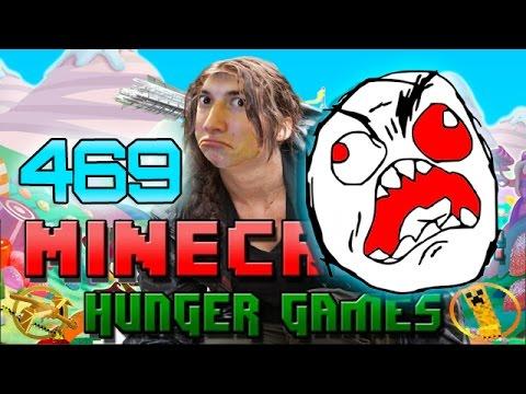 Minecraft: Hunger Games w Mitch Game 469 RAGE RELIEF