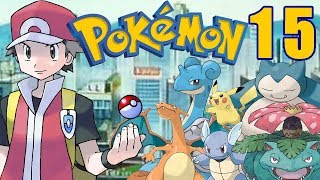 J does Pokemon Red Ep.15: Why is Lapras that level?