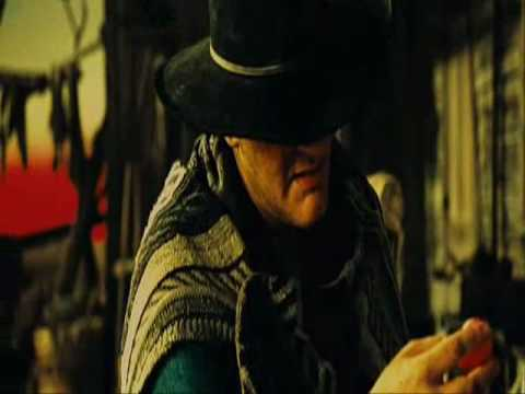 Sukiyaki Western Django - The opening scene with Quentin Tarantino