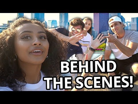 Pass The Vlog Behind The Scenes | On the Road with The Carpe Challenge: Chicago