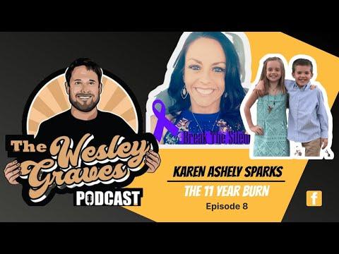 Podcast 8 - Karen Sparks - #theelevenyearburn