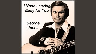 Watch George Jones All The Praises video