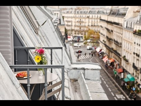 Video Tour Of Le Balcon Luxembourg, Provided By Cobblestone Paris Rentals