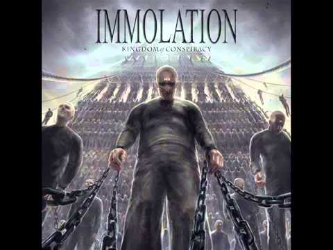 Immolation - Bound To Order