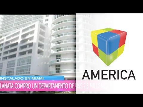 El lujoso departamento que compró Jorge Lanata en Miami