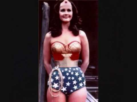 Wonder Woman remix featuring Sandra Bernhard