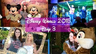 Disney World Vlogs 2015 | Day 3