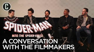 Spider-Man: Into The Spider-Verse Filmmakers Q&A (Exclusive)