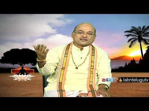 Garikapati Narasimha Rao About Mother's Love | Nava Jeevana Vedam