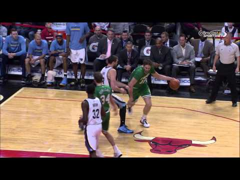 The Gasol Brothers Duel in Chicago