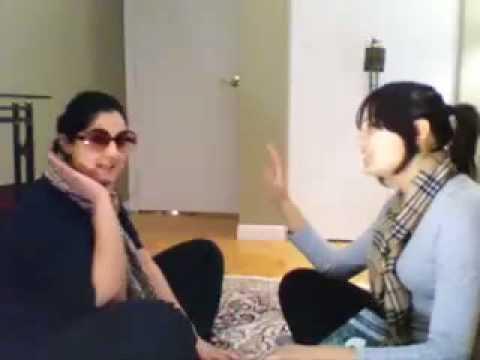 Trendy  Muslim  Aunties Do Sufi Yoga video