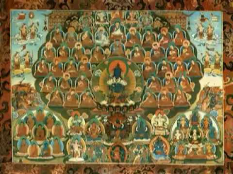 The Tibetan Lamas Chants, Dalai Lama video