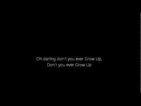 Never Grow Up - Taylor Swift (Lyrics)