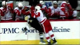 Stanley Cup Finals 2009 Wings @ Pens Game 4 HNIC CBC Intro