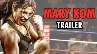 Mary Kom Official Trailer ft Priyanka Chopra RELEASES |
