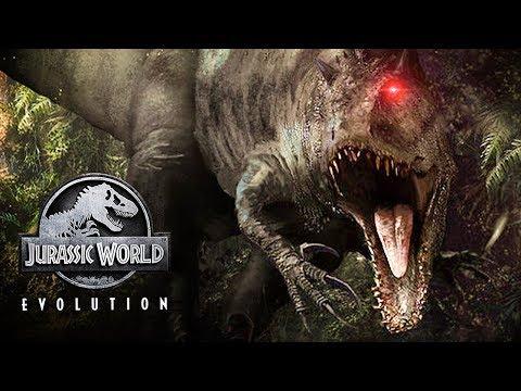 GIGANOTOSAURUS CONFIRMED! FULL SPECIES LIST REVEALED | Jurassic World: Evolution Speculation
