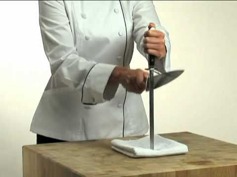 Viking Knife Sharpening