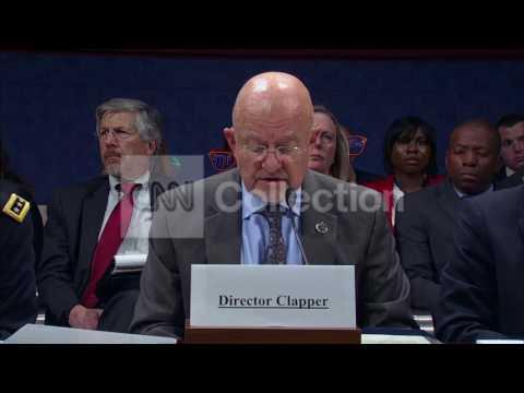 NSA SURVEILLANCE HRG-CLAPPER- CAN'T ERASE DAMAGE