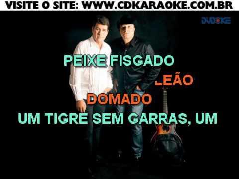 Chico Rey E Paraná   Leão Domado