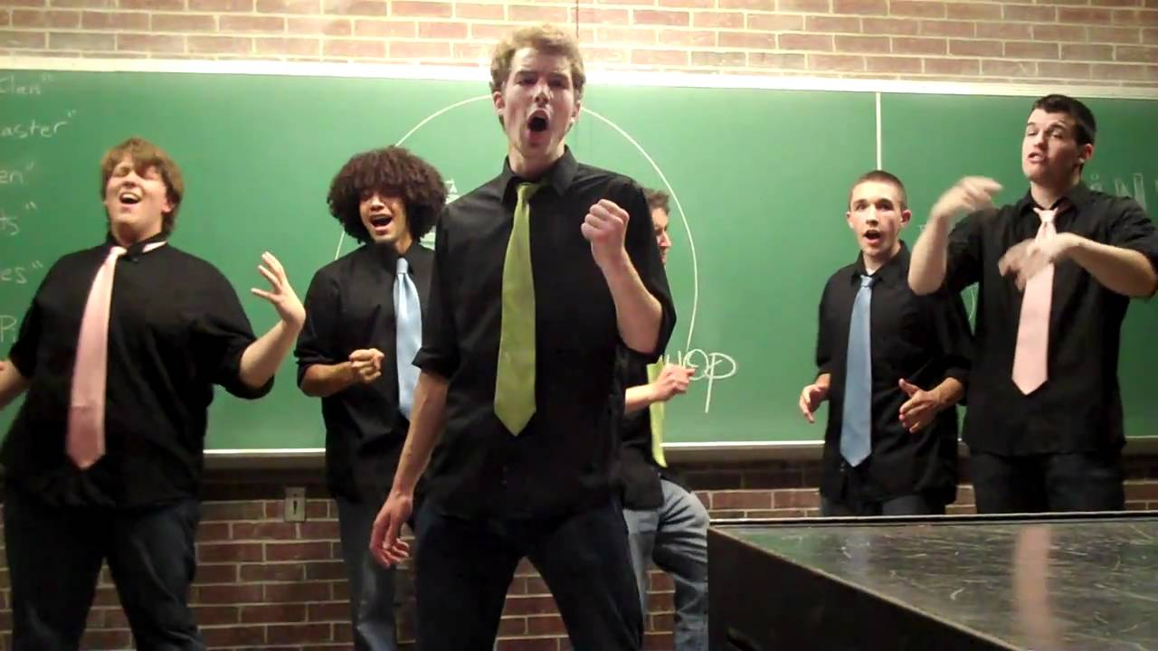 how to start an acapella group