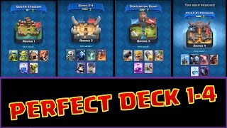 Clash Royale - The BEST DECK (230 three crown wins in 4 days!)