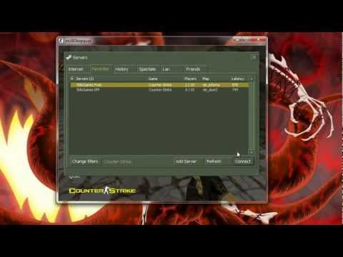 Counter Strike 1.6 No Steam online sXe Injected Parte 1