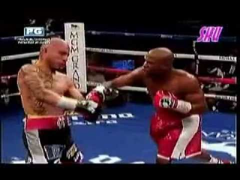MAYWEATHER VS. COTTO: STRONG PUNCHES