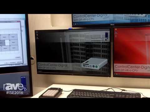 ISE 2016: Guntermann & Drunck Exhibits Easy Operation of Matrix Systems