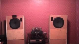 "TANNOY(CPA15-3836)  и""Лампа""."