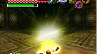 The Legend of Zelda: Ocarina of Time - Ganondorf