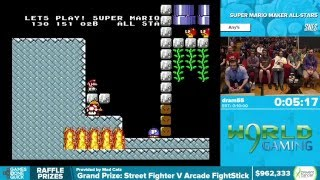 TASBot plays Super Mario World by Games Done Quick - Awesome Games Done Quick 2016 - Part 156
