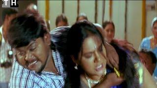 Hema And Suman Shetty Funny Marriage Comedy Scene | Telugu Comedy Scene | Telugu Hungama
