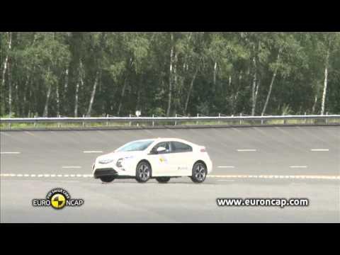 Euro NCAP   Opel Ampera   2011   Электронный контроль устойчивости