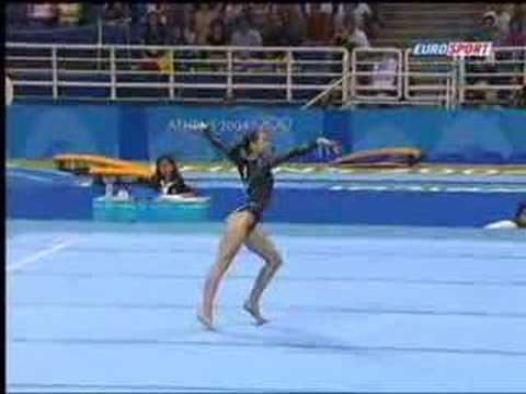 Catalina Ponor 2004 Olympics Ef (gold) video